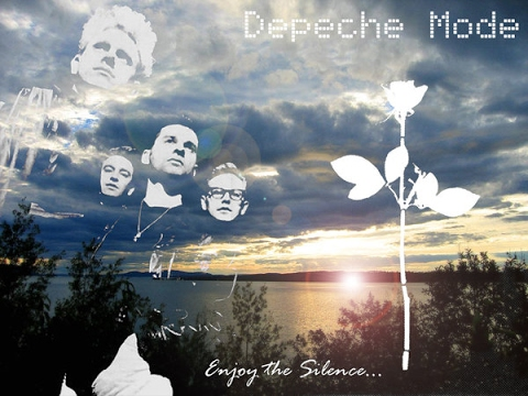 play enjoy the silence by depeche mode