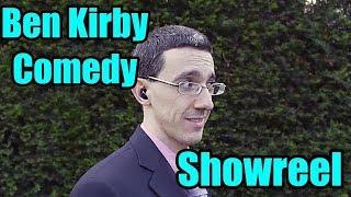 Ben Kirby Comedy Showreel 2019