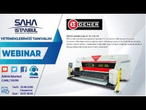 DENER MAKİNA SAN. VE TİC. LTD. ŞTİ.