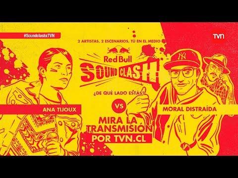 Ana Tijoux vs Moral Distraída | Red Bull Soundclash TVN