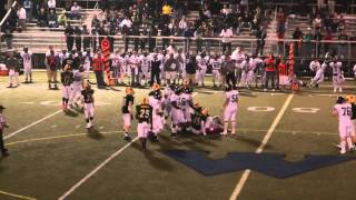 Myles Pompei Grove Football Highlight (Instrumental)