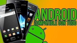 Has tu Android compatible con todas las aplicaciones - The Happy Android