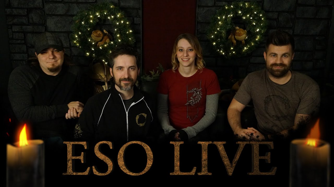 ESO Live - Episode 7 - YouTube