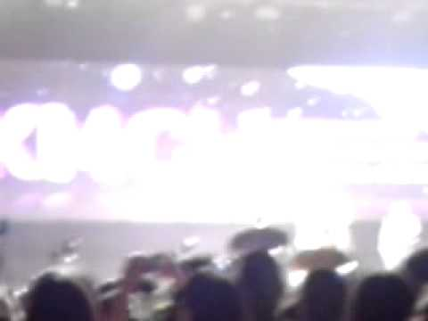 Fancam|110604|Park Jung Min's greeting @ KIMCHI