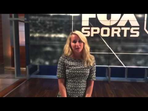 Jordan Crammer - Production Intern at FOX Sports Los Angeles
