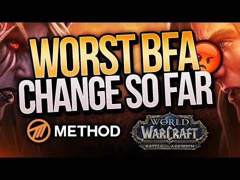 the WORST change in Battle for Azeroth? GCD Changes What It Means - Method