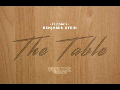 SRP The Table Episode 1 w/ Benjamin Stein