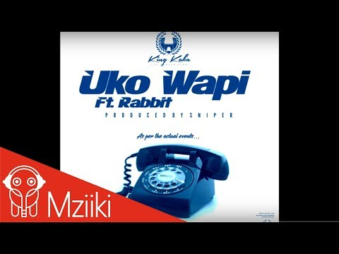 King Kaka - Uko Wapi Ft. Rabbit (Official Audio)