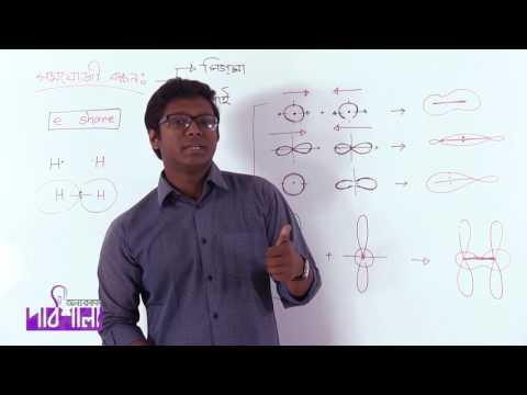 08. Covalent Bond and its Classification | সমযোজী বন্ধন ও এর প্রকারভেদ | OnnoRokom Pathshala