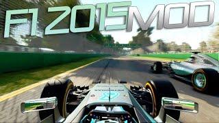 F1 2015 + SweetFX 2.0 Graphics MOD | AMD HD 7770 Ultra Settings [1080p]