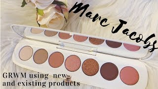 GRWM using new and already loved Marc Jacobs products - Coconut Collection / Mature Beauty