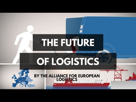 A vision on the future of European logistics