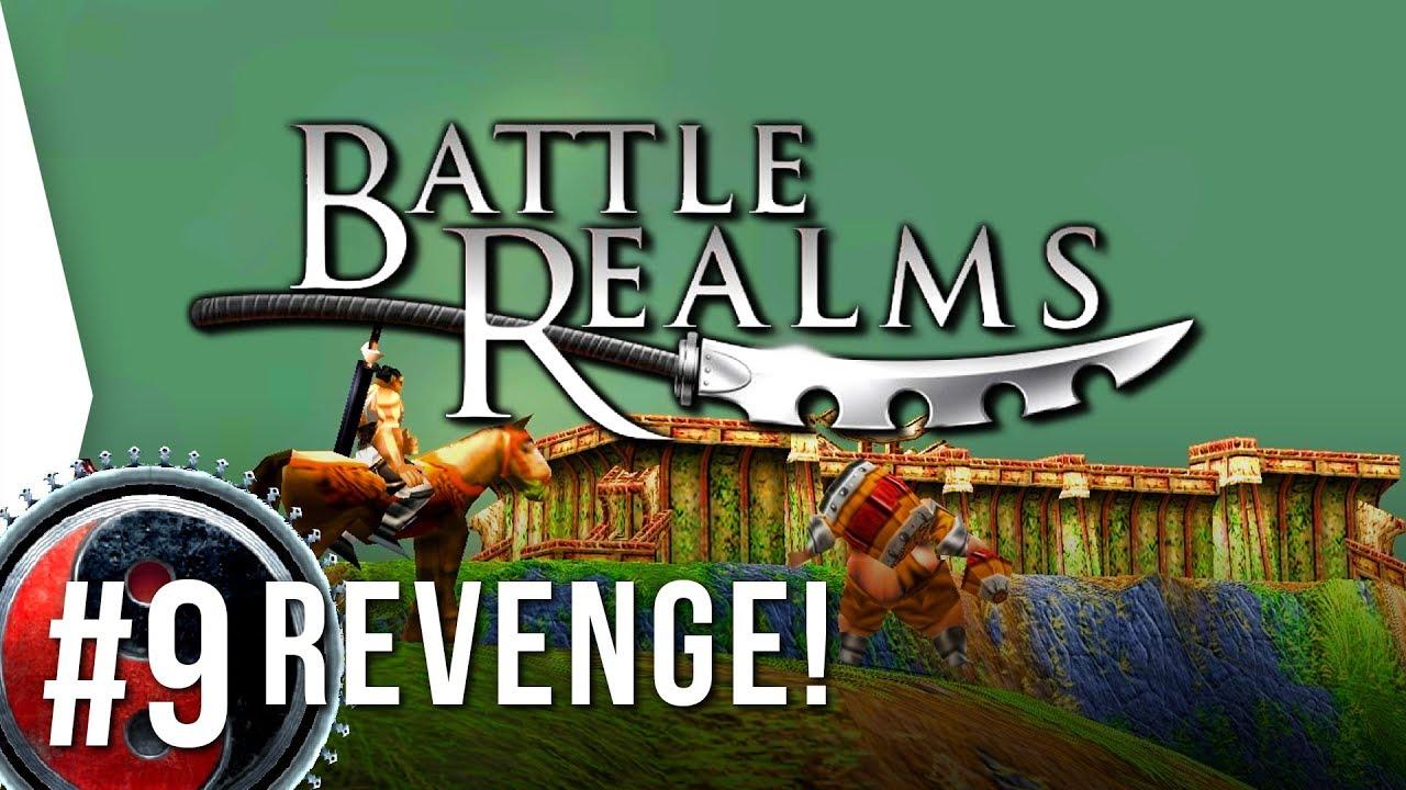 Battle Realms Hd 9 Revenge On Shinja Widescreen Campaign