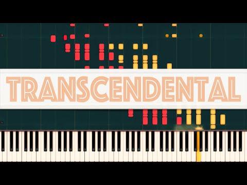 12 Transcendental Études (Complete) // LISZT [Piano Tutorial] (Synthesia)