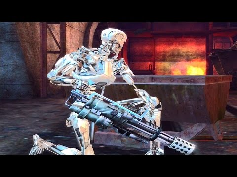 Terminator Genisys: Guardian (iOS) - Guardian Pack: Arnold Schwarzenegger Gameplay streaming vf