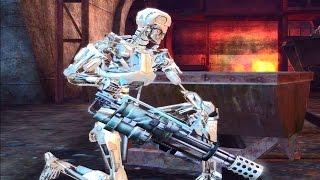 Terminator Genisys: Guardian (iOS) - Guardian Pack: Arnold Schwarzenegger Gameplay