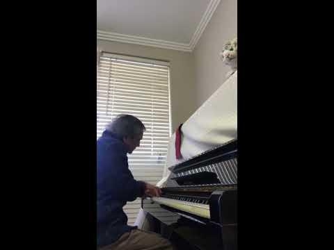 THUO ngay AY... Sang tac va Dan Piano NGUYEN THO.