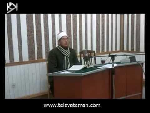 Mahmood Shahat / Murattal Clip Iran Radio