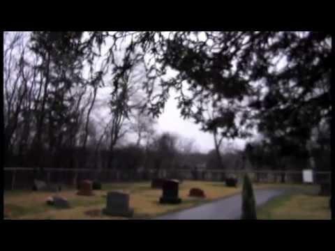 Haunted White Cemetery