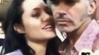 Billy bob Thornton and Angelina Jolie. Amazing relationship