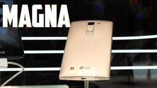 LG Magna, Primeras impresiones MWC 2015