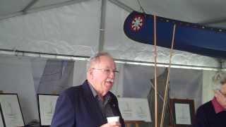 Don Brooke on New Zealand yacht designers Jack Brooke & Bob Stewart