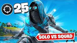 25 KILLS SOLO VS SQUAD