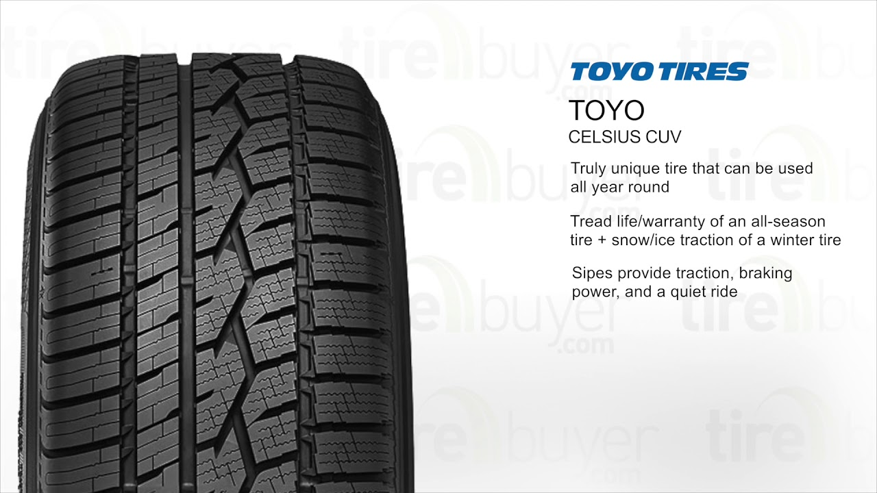 Toyo Celsius Cuv >> Toyo Celsius Cuv Tirebuyer Com Review