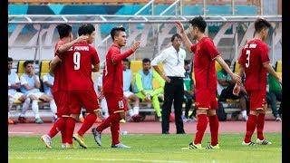 Highlight U23 Viet Nam vs U23 Pakistan 3-0    ASIAD 2018  
