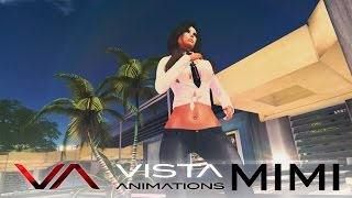 VISTA ANIMATIONS - Mimi AO (Second Life)