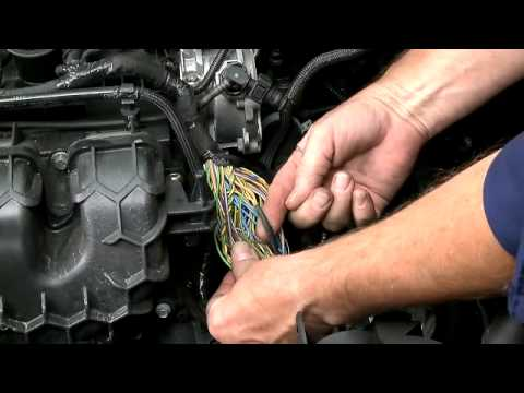 hqdefault official focus st and ford escape wiring harness recall procedures ford 6.0 wiring harness recall at highcare.asia