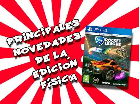 Rocket League Collection Edition PS4 Review / Análisis