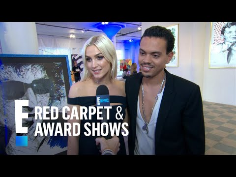 "Ashlee Simpson Says Evan Ross Is a ""Super Trooper"" Dad 