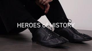 르메르 무드의 신발을 찾는다면? 히어로즈 오브 히스토리…