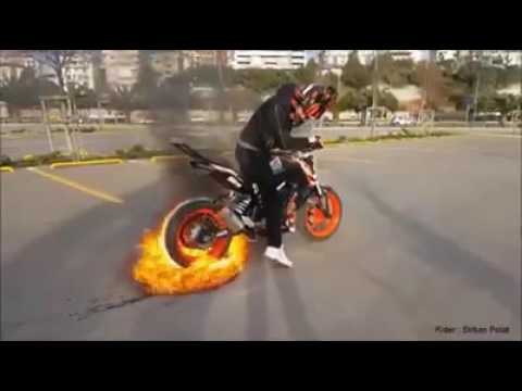 A Real KTM Ghost Rider - YouTube