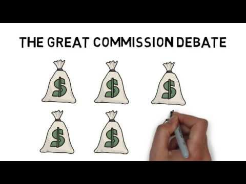 The Great Real Estate Commission Debate