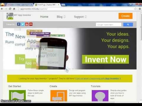Installing App Inventor - MIT - Emulator