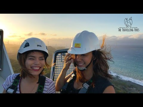 Vlog 18: CLIMBING THE ICONIC WIND TURBINE IN BANGUI BAY (Ilocos Norte, Philippines)