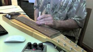 Bye Bye Blues - Steel Guitar