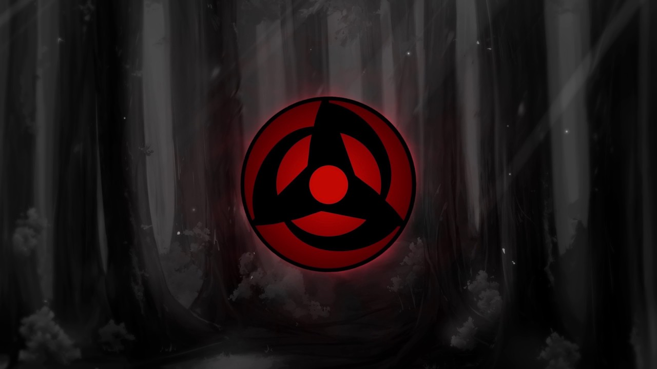 Mangekyō Sharingan Wallpaper Engine - YouTube