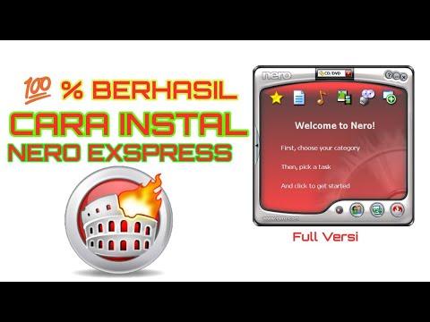 cara-instal-nero-exspress-100%-berhasil