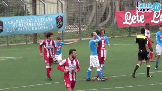 IAMNAPLES.IT - Primavera, Napoli-Vicenza 4-1. Gli highlights di IamNaples.it
