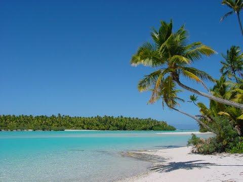 Aitutaki, Cook Islands, One Foot Island