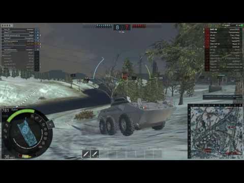 Armored Warfare Качаем технику ^_^