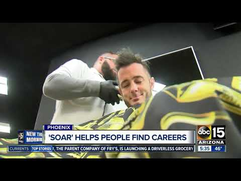 SOAR provides free training for job seekers