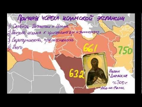 Исламские завоевания. Первые