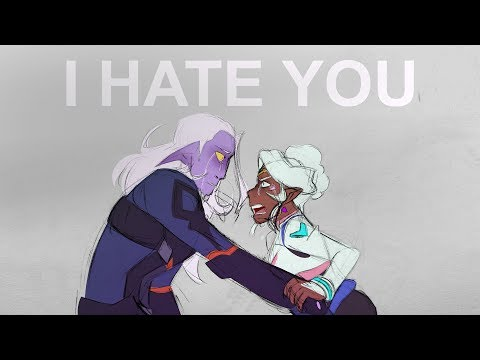 I HATE YOU // LOTURA