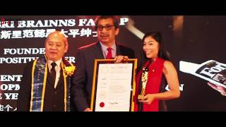 The 7th International Prestige Brand Award Ceremony - Malaysia