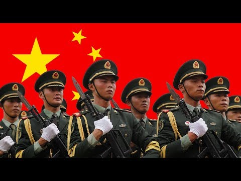 中国人民解放军军歌! March of the People's Liberation Army! (English Subtitles)