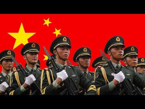 中国人民解放军军歌! March of the People's Liberation Army!